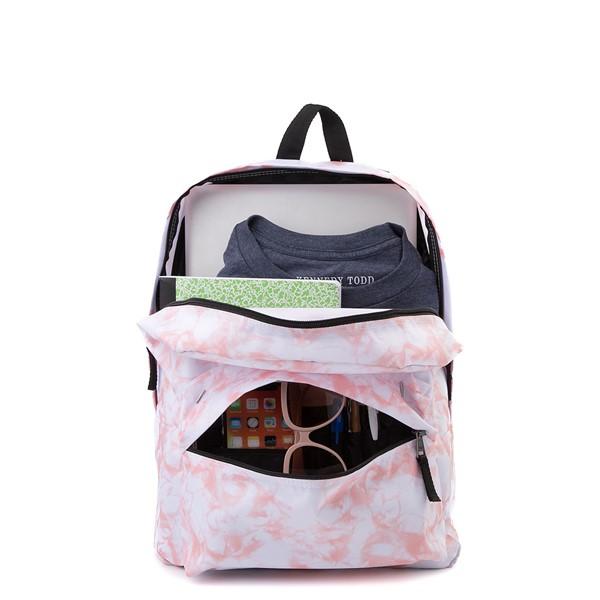 alternate image alternate view Vans Realm Backpack - Pink IcingALT1