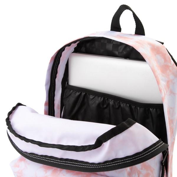 alternate image alternate view Vans Realm Backpack - Pink IcingALT3