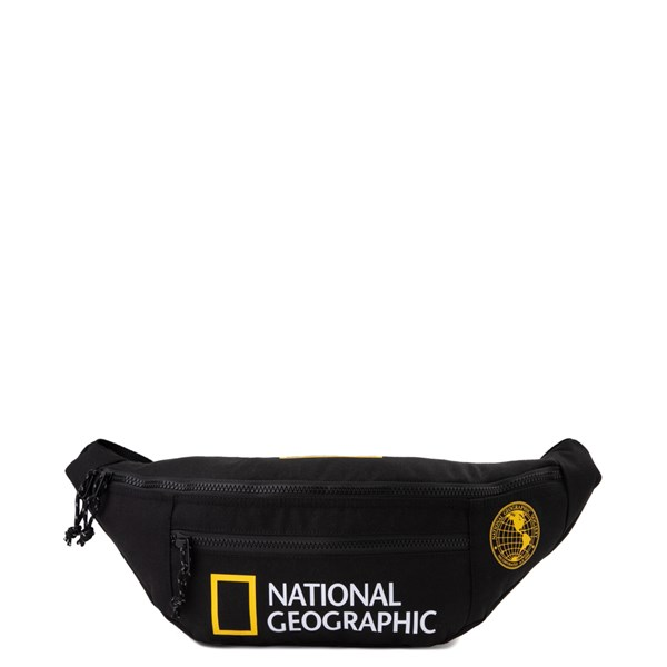 Main view of Vans x National Geographic Ward Pack - Black
