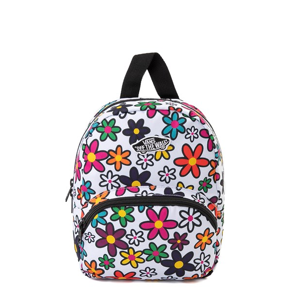 Vans Got This Mini Backpack - White / Floral