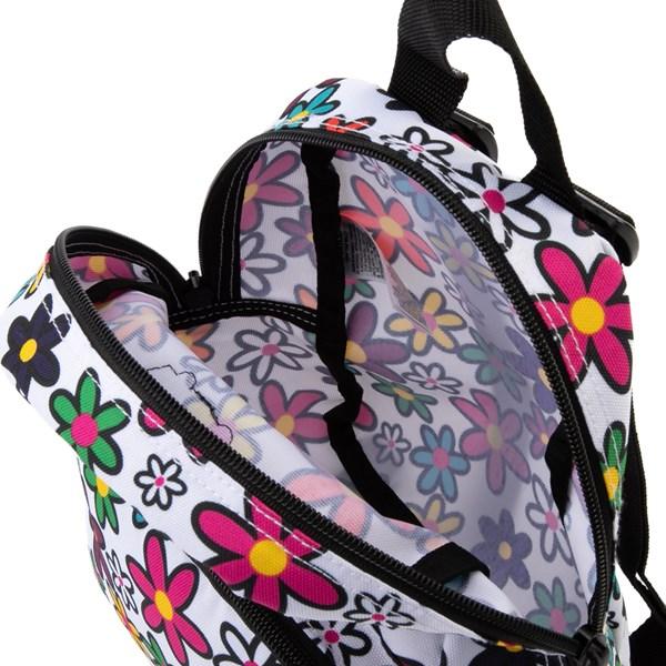 alternate image alternate view Vans Got This Mini Backpack - White / FloralALT3