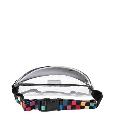 Alternate view of Vans Clearing Travel Pack - Clear / Rainbow