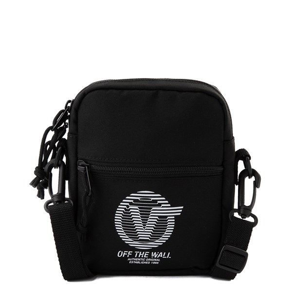 Main view of Vans Bail Distort Shoulder Bag - Black