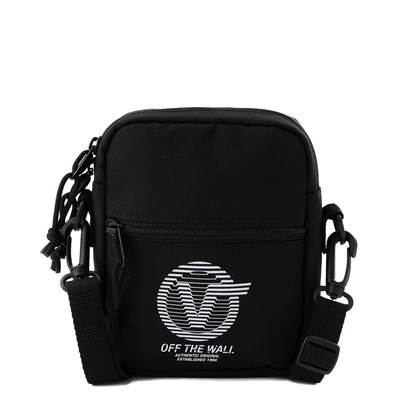 Main view of Vans Bail Distort Shoulder Bag - Black