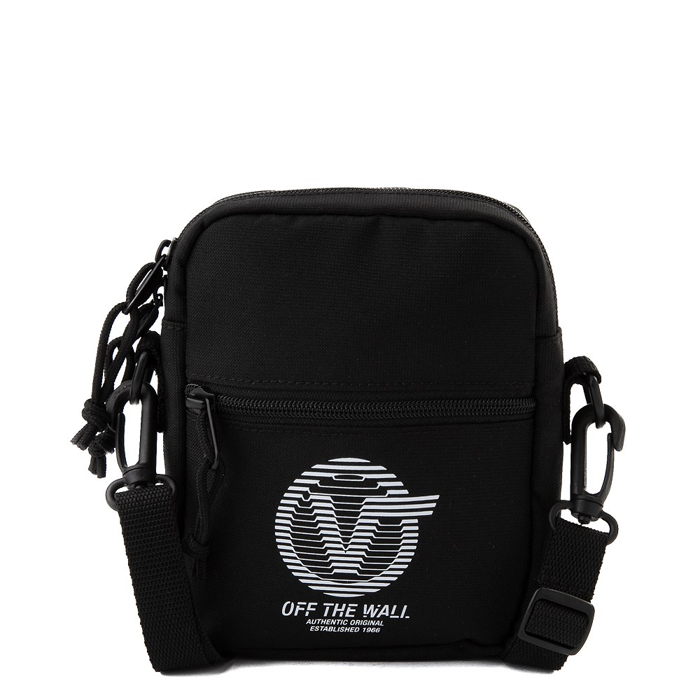 Vans Bail Distort Shoulder Bag - Black