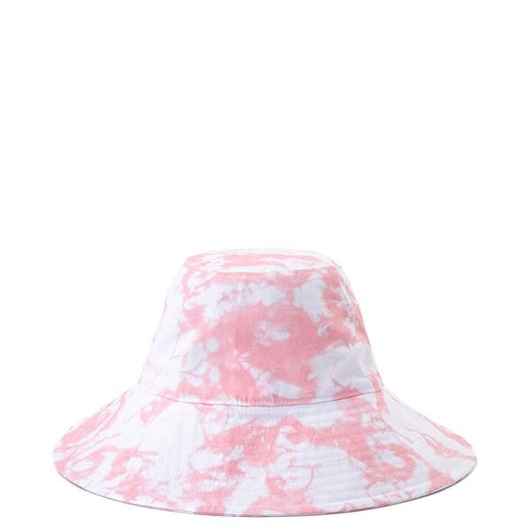 alternate image alternate view Vans Sun Dazed Floppy Bucket Hat - Pink IcingALT1