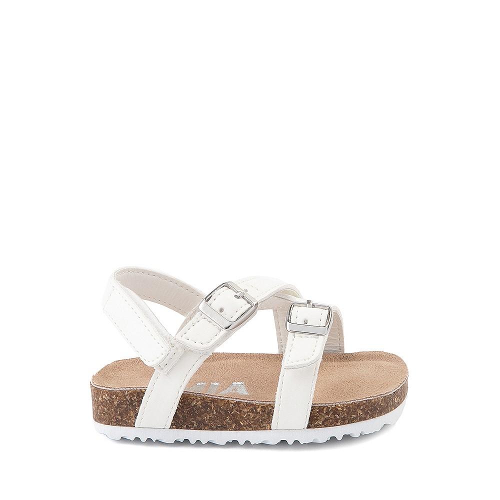 MIA Violet Sandal - Baby / Toddler - White