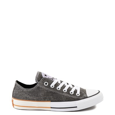 Main view of Converse Chuck Taylor All Star Lo Smiley Sneaker - Black / Moonshine