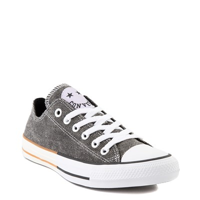 Alternate view of Converse Chuck Taylor All Star Lo Smiley Sneaker - Black / Moonshine