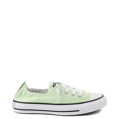 Main view of Womens Converse Chuck Taylor All Star Lo Shoreline Sneaker - Barley Volt