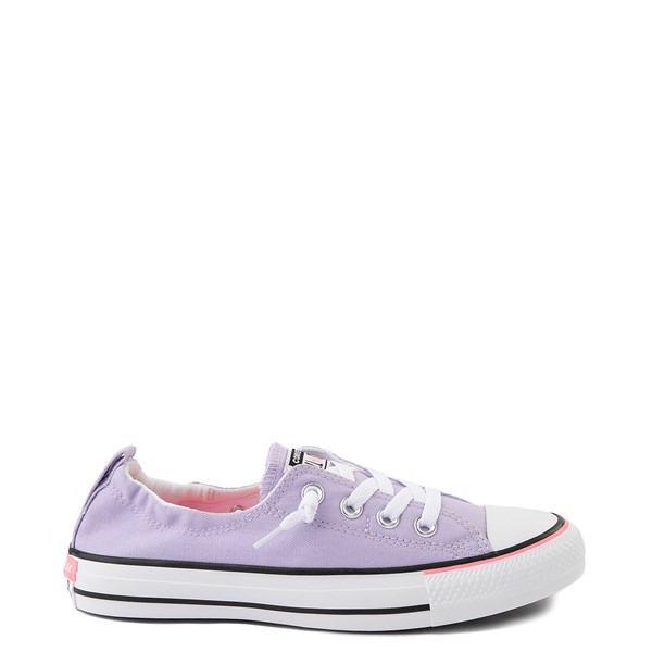 Main view of Womens Converse Chuck Taylor All Star Lo Shoreline Sneaker - Violet