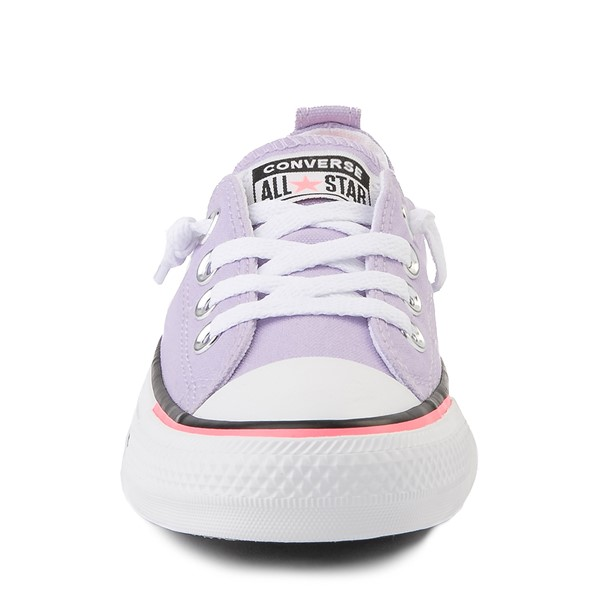 alternate image alternate view Womens Converse Chuck Taylor All Star Lo Shoreline Sneaker - VioletALT4