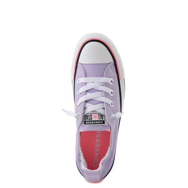 alternate image alternate view Womens Converse Chuck Taylor All Star Lo Shoreline Sneaker - VioletALT4B