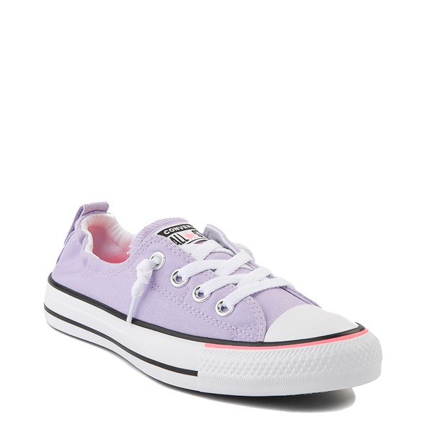 alternate image alternate view Womens Converse Chuck Taylor All Star Lo Shoreline Sneaker - VioletALT5