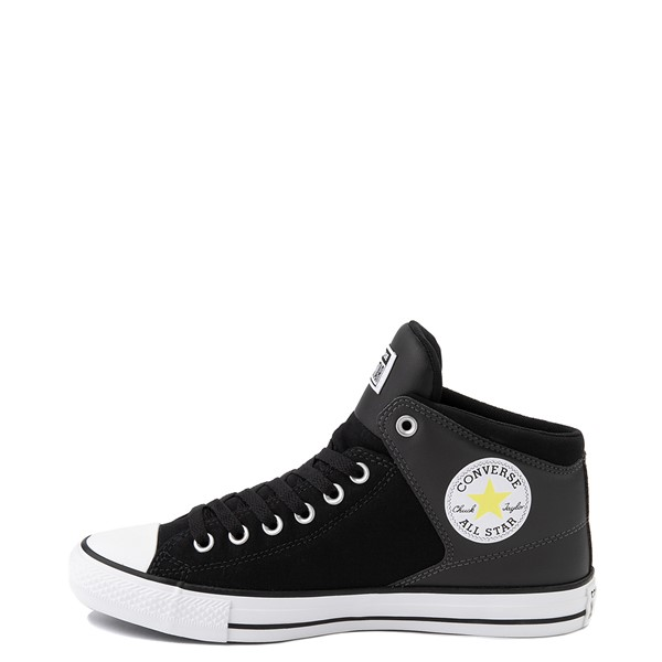 alternate image alternate view Converse Chuck Taylor All Star High Street Sneaker - Black / ZincALT1