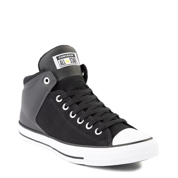 alternate image alternate view Converse Chuck Taylor All Star High Street Sneaker - Black / ZincALT1B
