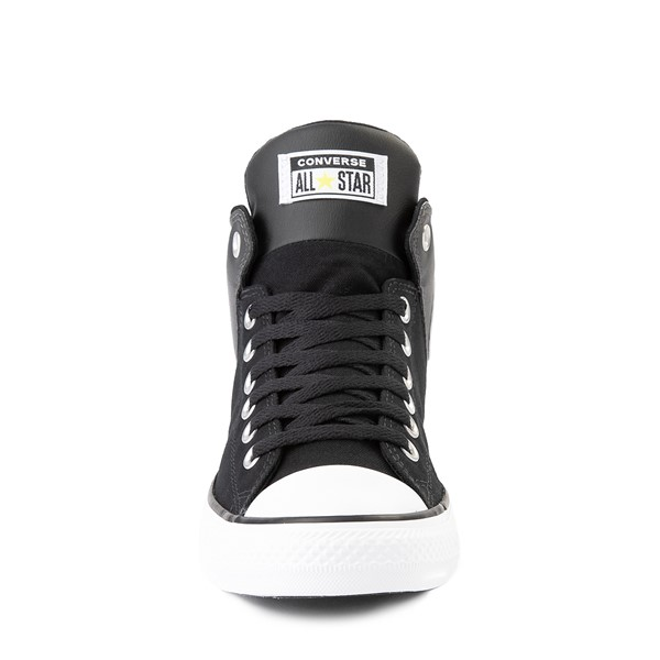 alternate image alternate view Converse Chuck Taylor All Star High Street Sneaker - Black / ZincALT4