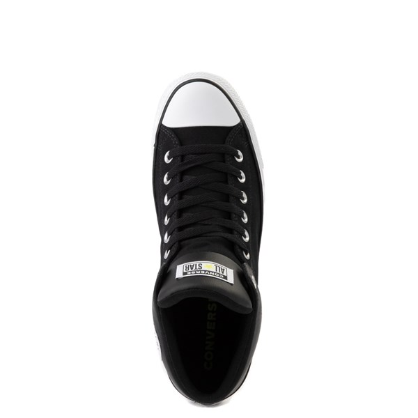 alternate image alternate view Converse Chuck Taylor All Star High Street Sneaker - Black / ZincALT4B