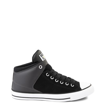 Main view of Converse Chuck Taylor All Star High Street Sneaker - Black / Zinc