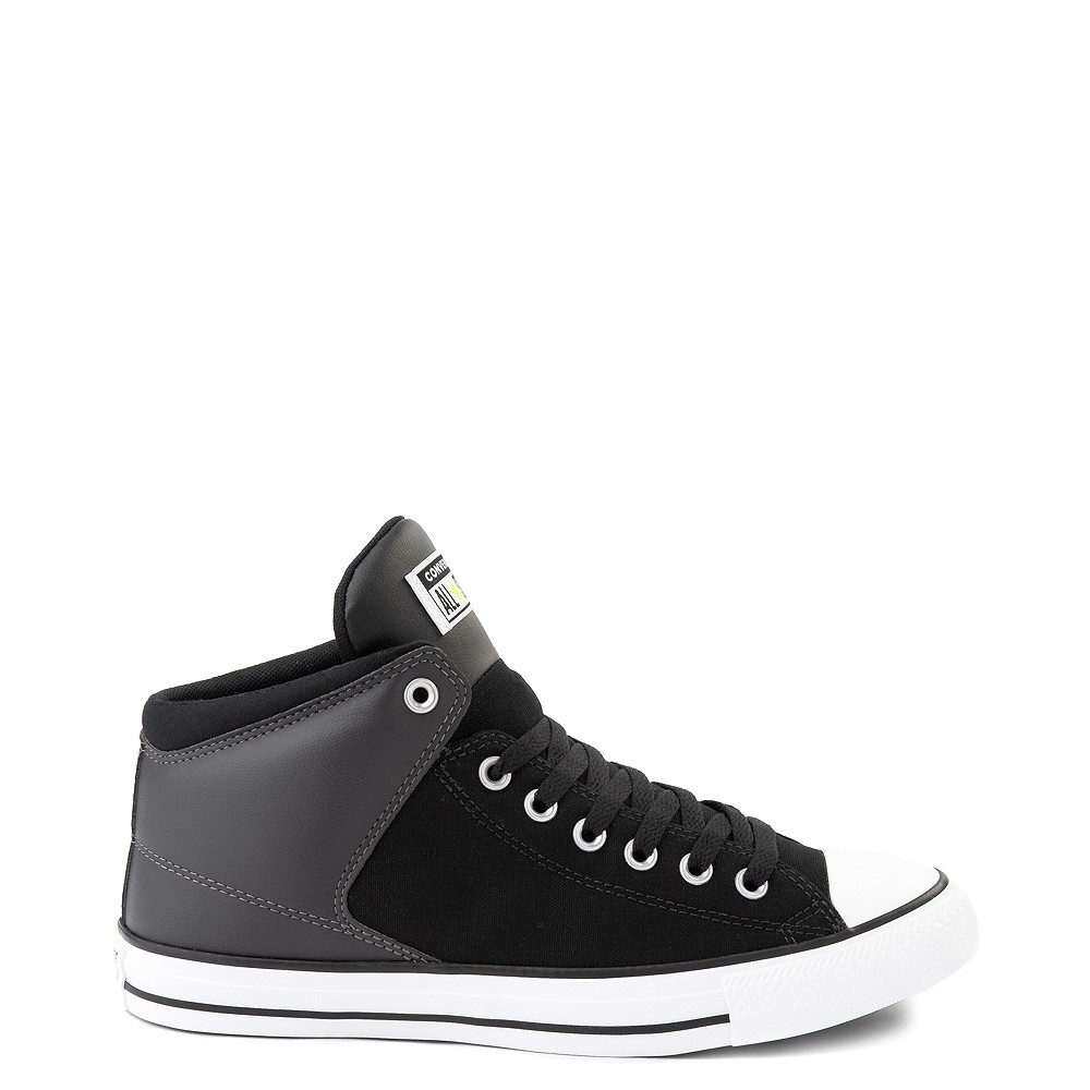 Converse Chuck Taylor All Star High Street Sneaker - Black / Zinc