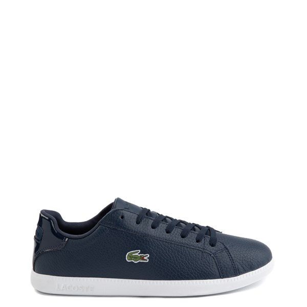Mens Lacoste Graduate Athletic Shoe - Navy