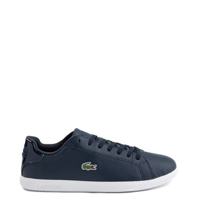 Main view of Mens Lacoste Graduate Athletic Shoe - Navy