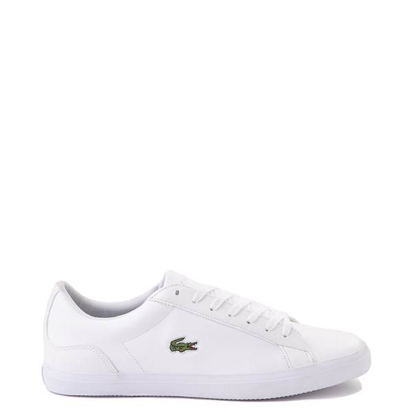 Mens Lacoste Lerond Athletic Shoe - White