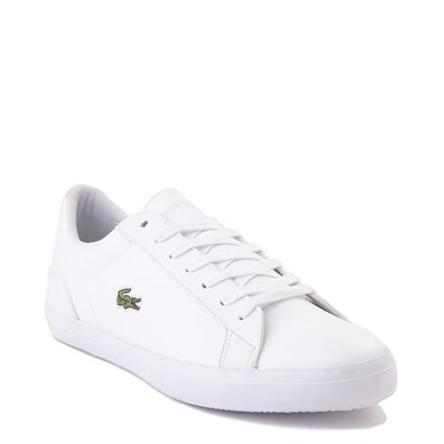 Alternate view of Mens Lacoste Lerond Athletic Shoe - White