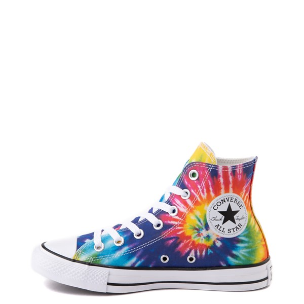 alternate image alternate view Converse Chuck Taylor All Star Hi Sneaker - Tie DyeALT1