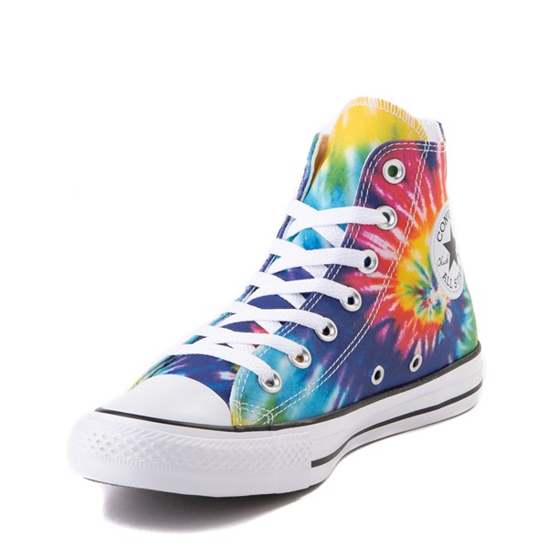 alternate image alternate view Converse Chuck Taylor All Star Hi Sneaker - Tie DyeALT2