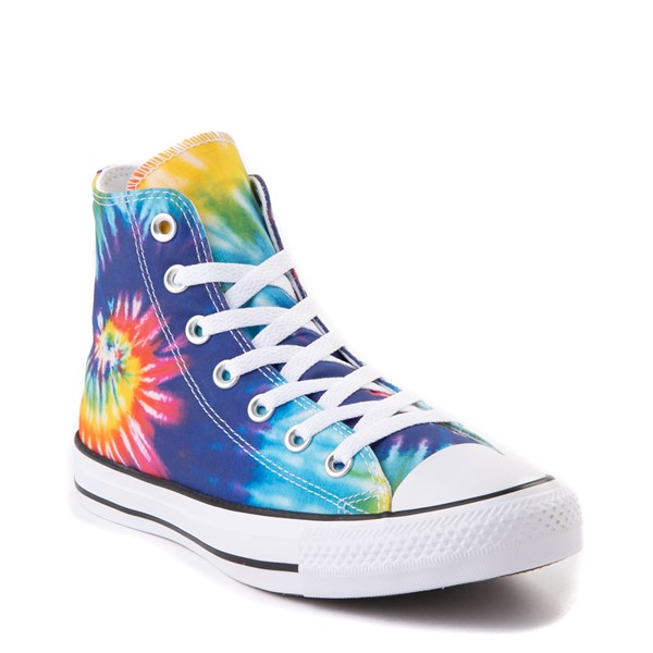 alternate image alternate view Converse Chuck Taylor All Star Hi Sneaker - Tie DyeALT5