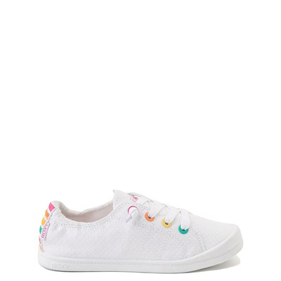 Main view of Roxy Bayshore Casual Shoe - Little Kid - White