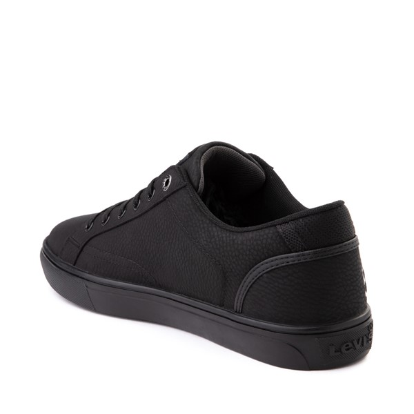 alternate image alternate view Mens Levi's 501® Jeffrey Casual Shoe - Black MonochromeALT1