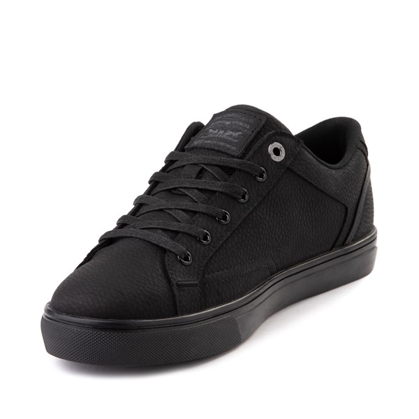 alternate image alternate view Mens Levi's 501® Jeffrey Casual Shoe - Black MonochromeALT2