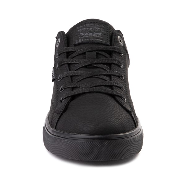 alternate image alternate view Mens Levi's 501® Jeffrey Casual Shoe - Black MonochromeALT4