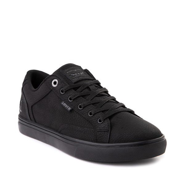 alternate image alternate view Mens Levi's 501® Jeffrey Casual Shoe - Black MonochromeALT5