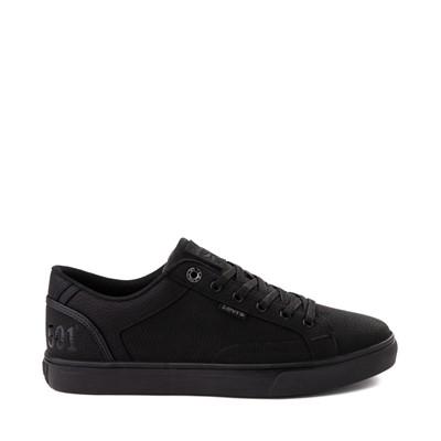 Main view of Mens Levi's 501® Jeffrey Casual Shoe - Black Monochrome
