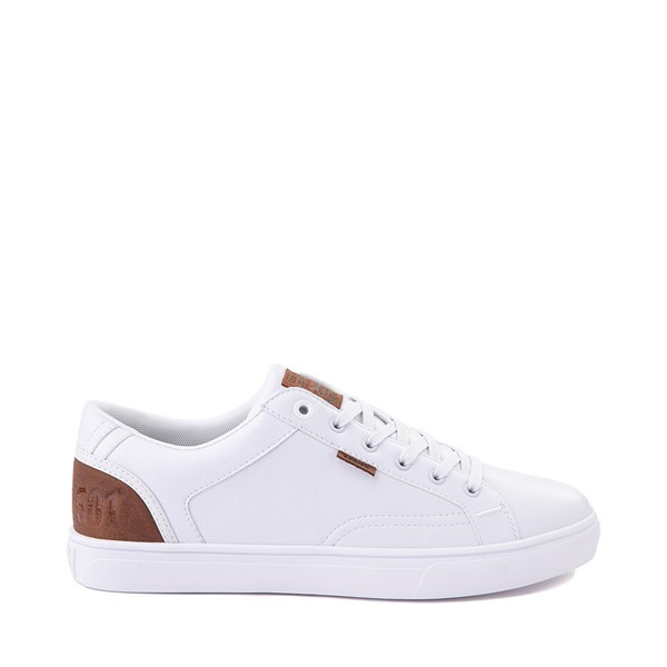 Main view of Mens Levi's 501® Jeffrey Casual Shoe - White