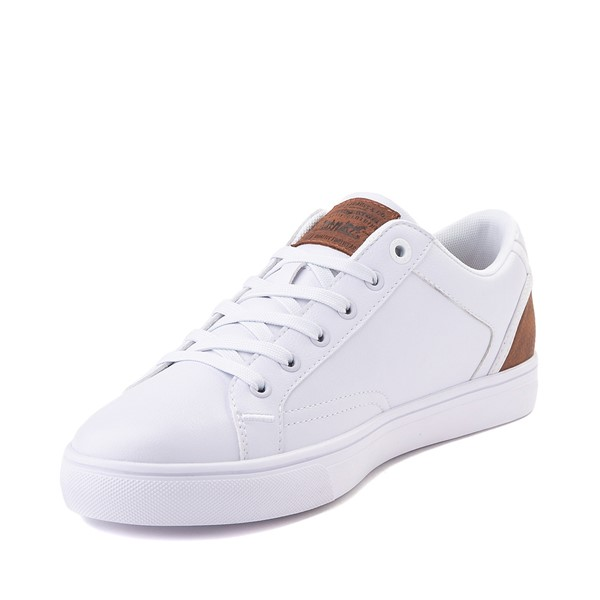 alternate image alternate view Mens Levi's 501® Jeffrey Casual Shoe - WhiteALT2