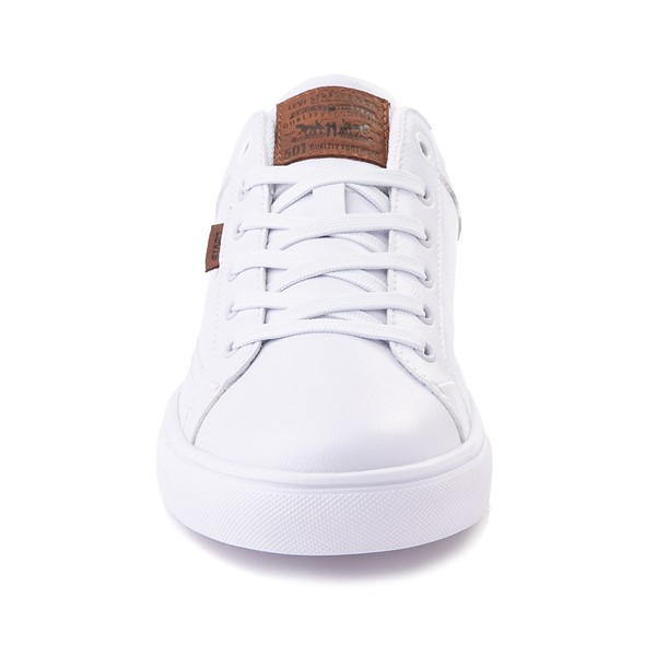 alternate image alternate view Mens Levi's 501® Jeffrey Casual Shoe - WhiteALT4