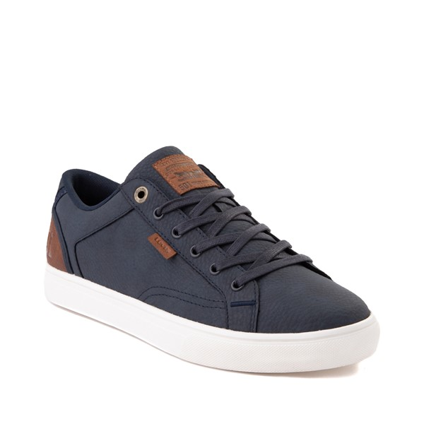 alternate image alternate view Mens Levi's 501® Jeffrey Casual Shoe - NavyALT5