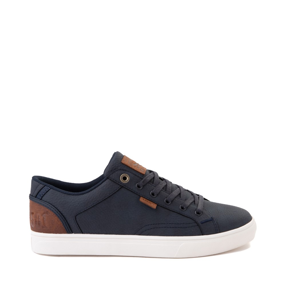 Mens Levi's 501® Jeffrey Casual Shoe - Navy