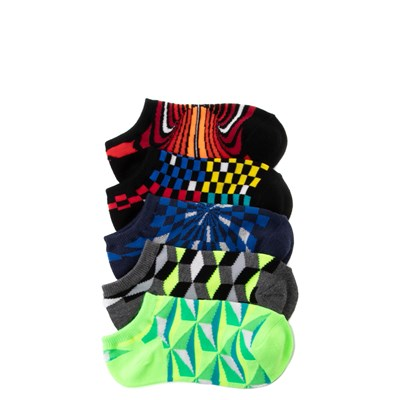 Main view of 3D Glow Footies 5 Pack - Little Kid - Multicolor