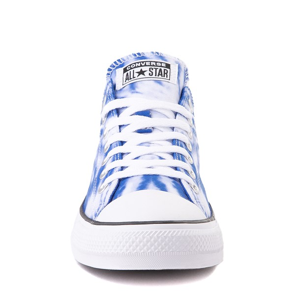 alternate image alternate view Converse Chuck Taylor All Star Lo Sneaker - White / Royal Blue Tie DyeALT4