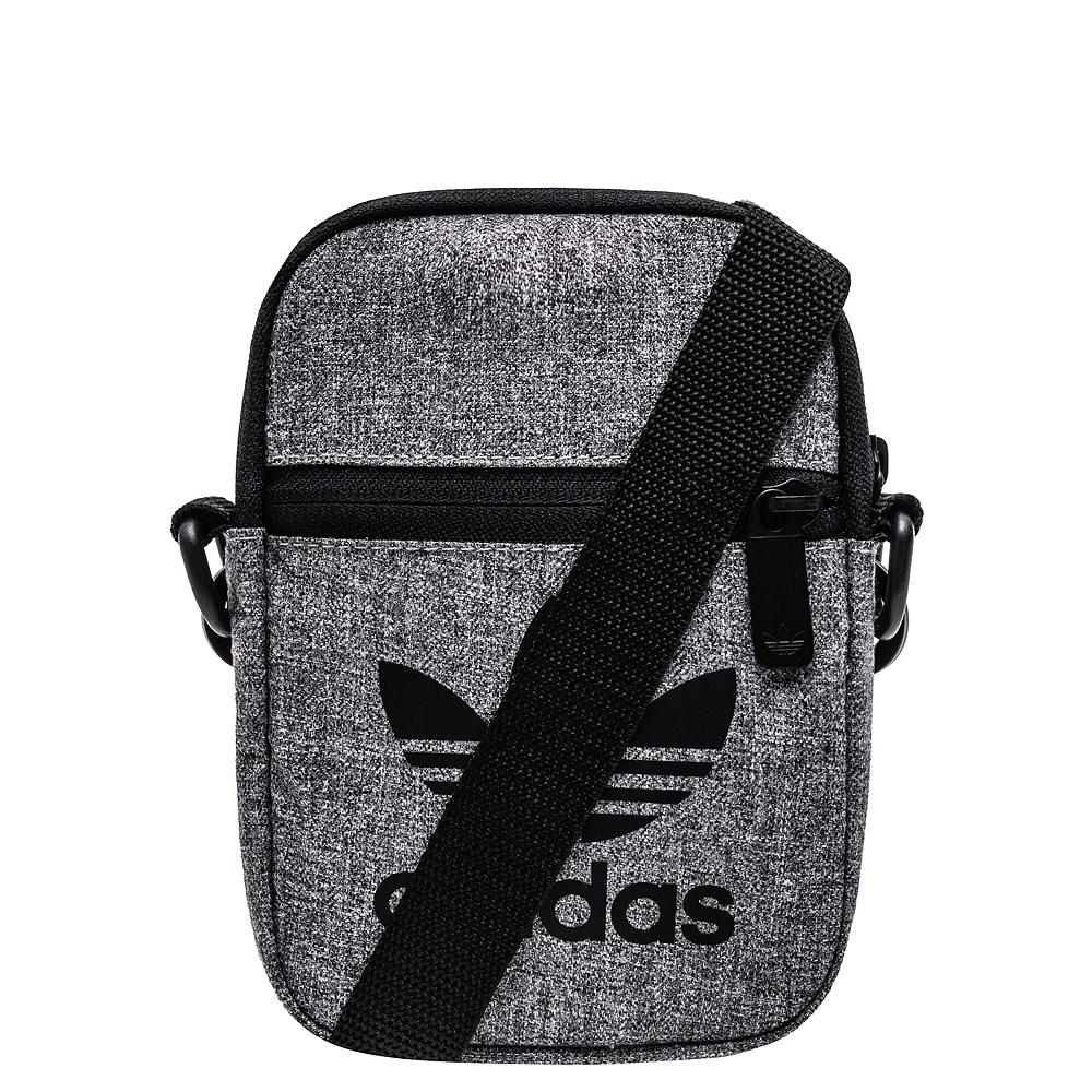 adidas Originals Crossbody Festival Bag - Grey