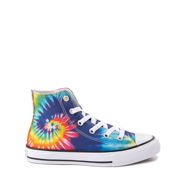 Converse Chuck Taylor All Star Hi Sneaker - Little Kid - Tie Dye