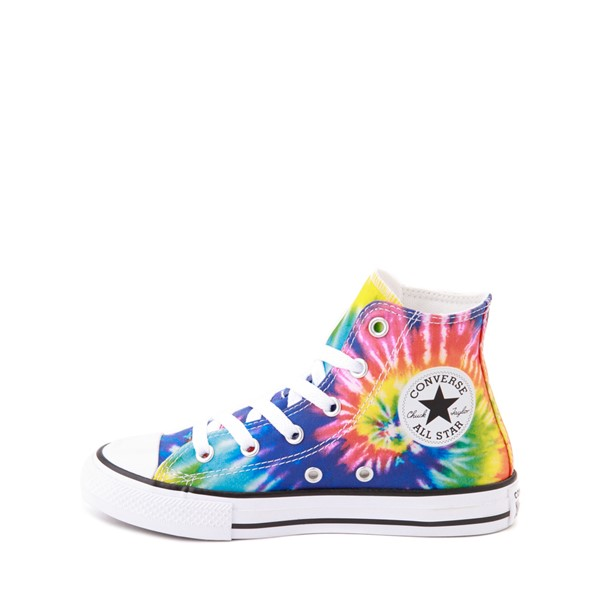 alternate image alternate view Converse Chuck Taylor All Star Hi Sneaker - Little Kid - Tie DyeALT1