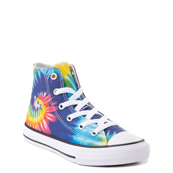 alternate image alternate view Converse Chuck Taylor All Star Hi Sneaker - Little Kid - Tie DyeALT1B
