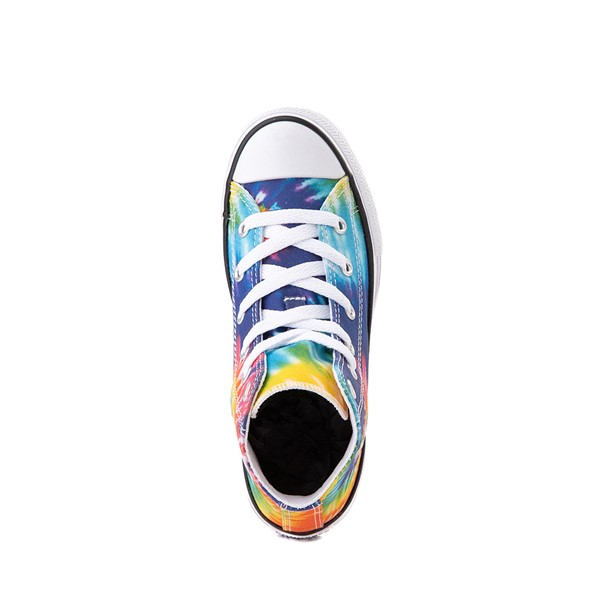 alternate image alternate view Converse Chuck Taylor All Star Hi Sneaker - Little Kid - Tie DyeALT2