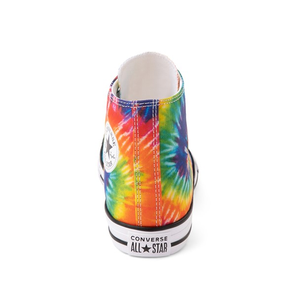 alternate image alternate view Converse Chuck Taylor All Star Hi Sneaker - Little Kid - Tie DyeALT4